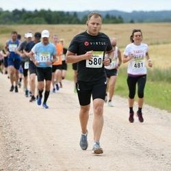 91. Suurjooks ümber Viljandi järve - Andres Sööt (580)