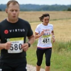 91. Suurjooks ümber Viljandi järve - Kristiina Rull (481)