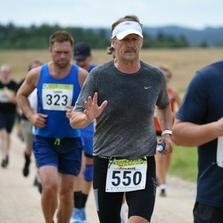 91. Suurjooks ümber Viljandi järve - Ivo Kaljula (302), Jaanus Kaur (550)
