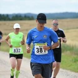 91. Suurjooks ümber Viljandi järve - Karl Kask (381)