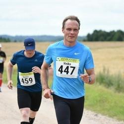 91. Suurjooks ümber Viljandi järve - Veiko Jansen (447), Raimo Saul (459)