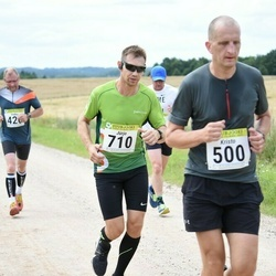 91. Suurjooks ümber Viljandi järve - Kristo Tamsalu (500), Jürjo Voitka (710)