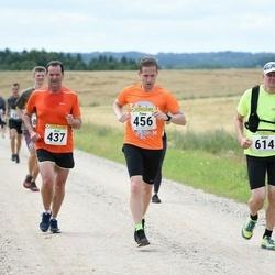 91. Suurjooks ümber Viljandi järve - Arvi Meidla (437), Timo Vennik (456), Airet Andresson (614)