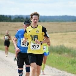 91. Suurjooks ümber Viljandi järve - Toivo Tomingas (339), Martti Kallas (922)