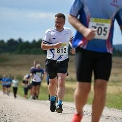 91. Suurjooks ümber Viljandi järve - Madis Raudsaar (812), Sirli Põder (869)