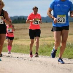 91. Suurjooks ümber Viljandi järve - Kätlin Atonen (628), Marge Almre (815)