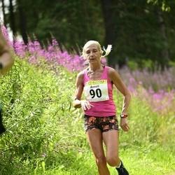 91. Suurjooks ümber Viljandi järve - Anneli Vaher (90)