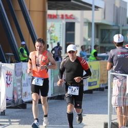Mart Haruoja mälestusvõistlus triatlonis - Sergey Apatenkov (1), Aleksey Sobolev (32)