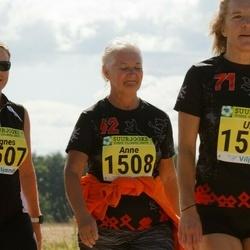 91. Suurjooks ümber Viljandi järve - Ulvi Saar (1504), Agnes Jakson (1507), Anne Henk (1508)