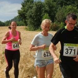91. Suurjooks ümber Viljandi järve - Martin Juurik (371), Gaily Männik (625), Annely Ahtma (649)