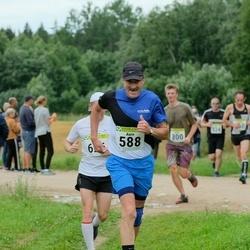 91. Suurjooks ümber Viljandi järve - Aare Randma (588)