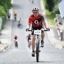 20. Mulgi Rattamaraton - Sven Anderson (678)