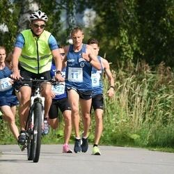 48. jooks ümber Ülemiste järve - Roman Fosti (11), Juri Kovaljov (13)