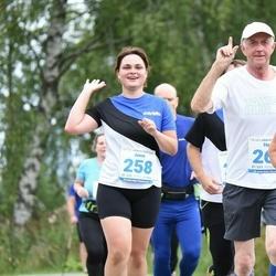 48. jooks ümber Ülemiste järve - Anna Remmelgas (258), Hans Vallner (268), Ilme Parik (291)