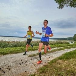 48. jooks ümber Ülemiste järve - Aaro Tiiksaar (6), Aleksandr Kulešov (476)