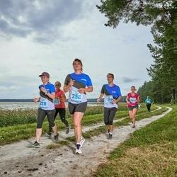 48. jooks ümber Ülemiste järve - Triinu Suur (257), Anna Remmelgas (258), Priit Remmelgas (259), Jelena Pjatkova (328)