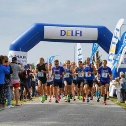 48. jooks ümber Ülemiste järve - Marti Medar (3), Bert Tippi (4), Aaro Tiiksaar (6), Raido Mitt (12), Juri Kovaljov (13), Leonid Latsepov (15), Dmitri Aristov (522)