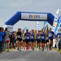 48. jooks ümber Ülemiste järve - Bert Tippi (4), Aaro Tiiksaar (6), Raido Mitt (12), Juri Kovaljov (13), Leonid Latsepov (15), Dmitri Aristov (522), Kaur Siimaste (557)
