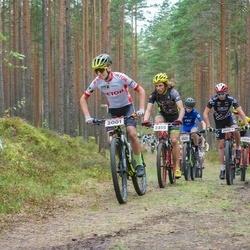 21. Jõulumäe Rattamaraton - Matthias Mõttus (2001), Riko Tammepuu (2004), Carl Peeter Dooner (2021), Marko Tikku (2355)