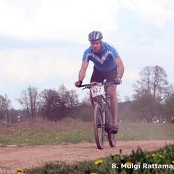 8. Mulgi Rattamaraton (EEC) - Ago Kütt (632)