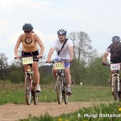 8. Mulgi Rattamaraton (EEC) - Maris Kruklitis (635), Kristi Kask (2219), Arto Reinmaa (2372)