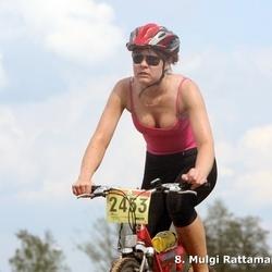 8. Mulgi Rattamaraton (EEC) - Annika Vestel (2453)