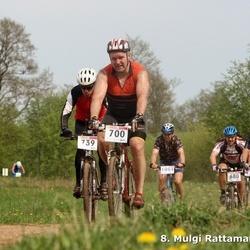 8. Mulgi Rattamaraton (EEC) - Janek Haud (643), Ojars Rudzitis (700), Andre Lomaka (739)