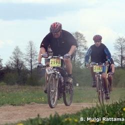 8. Mulgi Rattamaraton (EEC) - Toomas Hanni (2182), Benno Johanson (2198), Rasmus Ots (2325)
