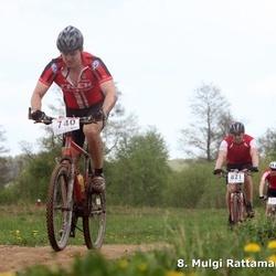 8. Mulgi Rattamaraton (EEC) - Indrek Kontson (740), Arnold Provalski (821)