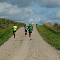 IV Vooremaa poolmaraton - Janek Sumberg (3), Olle Selliov (10), Mattias Pihlak (12)