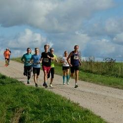 IV Vooremaa poolmaraton - Mirjam Vint (6), Kristo Kokk (85), Janar Hiljurand (96), Leon Tammel (118), Rasmus Randoja (119)