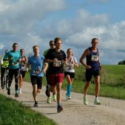 IV Vooremaa poolmaraton - Riin Buddell (4), Mirjam Vint (6), Kristo Kokk (85), Janar Hiljurand (96), Leon Tammel (118), Rasmus Randoja (119)