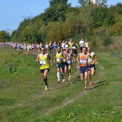 41. jooks ümber Ülemiste järve - Roman Fosti (2), Ilja Nikolajev (183)