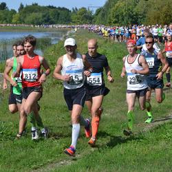41. jooks ümber Ülemiste järve - Alar Savastver (15), Raiko Heide (292), Martin Sagaja (554), Villu Eller (812)