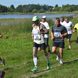 41. jooks ümber Ülemiste järve - Leho Rennit (38), Kaarel Kuusk (753), Ando Hermsalu (843)