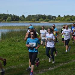 41. jooks ümber Ülemiste järve - Daimar Liiv (210), Marko Visse (319), Edit Ojamaa (346), Aet Kull (761)