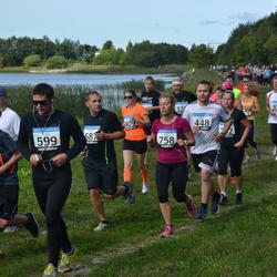 41. jooks ümber Ülemiste järve - Imre Purret (448), Kristjan Tikk (599), Liisa Toompuu (758), Tiit Runno (875), Advat Mattias Muuk (975)