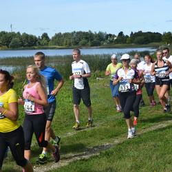 41. jooks ümber Ülemiste järve - Tauno Krull (322), Mari-Ly Proos (499), Agne Velthut-Meikas (833)