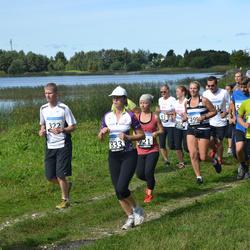 41. jooks ümber Ülemiste järve - Tauno Krull (322), Andres Kivisild (673), Agne Velthut-Meikas (833)