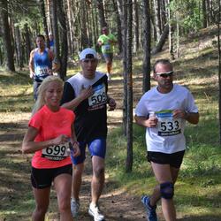 41. jooks ümber Ülemiste järve - Aleksandr Sazenkov (509), Joosep Loost (529), Urmas Õunap (533), Andra Puusepp (699)