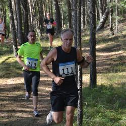 41. jooks ümber Ülemiste järve - Kristjan Järve (111), Bernhards Blumbergs (213)