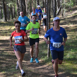 41. jooks ümber Ülemiste järve - Tanel Lumiste (153), Ljudmilla Getman (173), Ander Avila (656)
