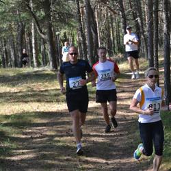 41. jooks ümber Ülemiste järve - Kristjan Jegorov (27), Armin Soosalu (235), Jana Sampetova (811)