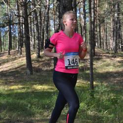41. jooks ümber Ülemiste järve - Kadri Kalamees (146), Katrin Väärtnõu (526)