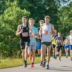 155. Pööripäevajooks Jooks sügisesse - Erik Täks (166), Ando Õitspuu (201), Ville Markus Varik (208), Raigo Saar (209), Janar Mai (215)