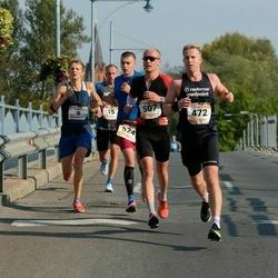 9. Tartu Linnamaraton - Mikk Orasmaa (9), Andres Hellerma (472), Kristjan Melikov (507)