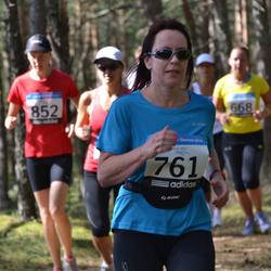 41. jooks ümber Ülemiste järve - Aet Kull (761)