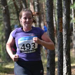 41. jooks ümber Ülemiste järve - Anastassia Safonova (493)