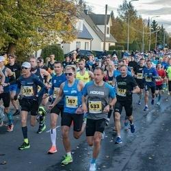 47. Saaremaa kolme päeva jooks - Riho Kirsipuu (167), Margus Pirksaar (339), Rait Pallo (633)