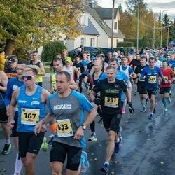 47. Saaremaa kolme päeva jooks - Riho Kirsipuu (167), Kait Vahter (591), Rait Pallo (633)